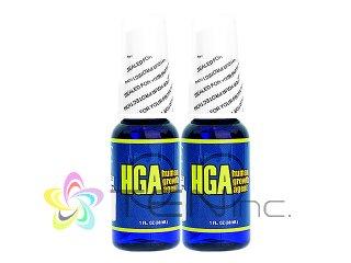 HGAスプレー2ボトル(1oz×2)((USA製/国際書留)