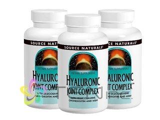 ヒアルロン酸ジョイントコンプレックス 3ボトル(120tabs×3)(USA/e-pelicanMailplus)