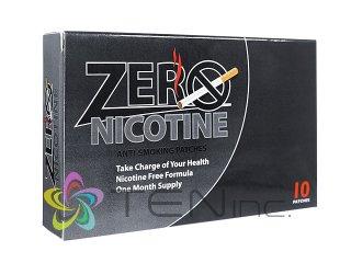 ZEROニコチンパッチ 1箱10枚(アメリカ製/国際書留)
