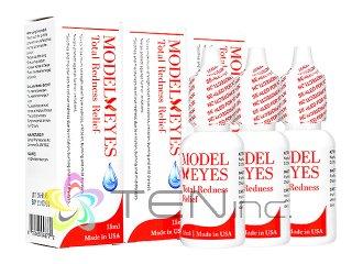 モデルアイズトータルレッドネスリリーフ 3本(15ml×3)(アメリカ製/国際書留)