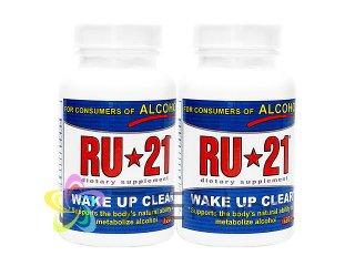 RU-21 2ボトル(120tabs x 2)(アメリカ製/国際書留)