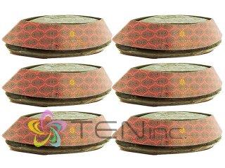 ハーン ローズ&ゼラニウムSOAP 6個(100g×6)(タイ製/国際ヤマト)