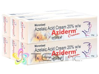 アジダームクリーム20%6本(15g×6)(インド製/国際書留)