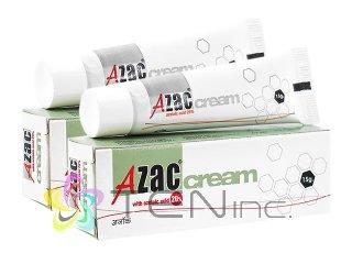 アゼライン酸(AzacCream)20%クリーム 2本(15g×2)(インド製/国際書留)
