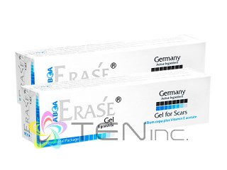 EraseGel 2本(5g×2)(タイ製/国際書留)