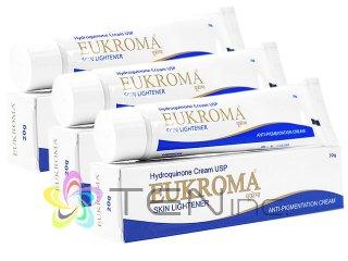 ユークロマクリーム(Eukroma) 3本(20g×3)(インド製/国際書留)
