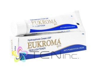 ユークロマクリーム(Eukroma) 1本20g(インド製/国際書留)
