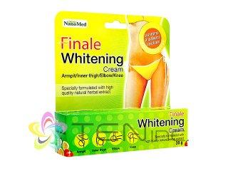 Finaleホワイトニングクリーム 1本30g(タイ製/国際書留)