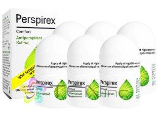 パースピレックスロールオンコンフォート(PerspirexRollonComfort) 6本(20ml×6)(デンマーク製/国際ヤマト)