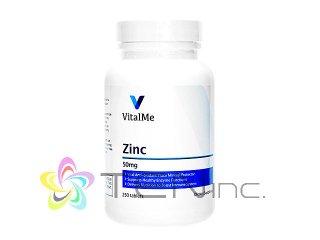 ジンク(VitalMeZinc)50mg 1ボトル250錠(バイタルミー/USA製/国際書留)