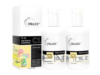 フォリックス(Follics)FR-C1コンディショナー 2ボトル(250ml×2)(USA製/国際ヤマト)