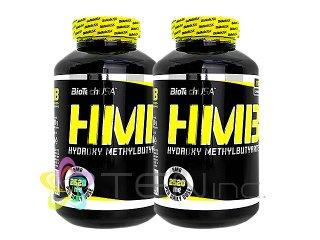 HMB2520mg 2ボトル(150capsx2)(BioTech社USA製/国際ヤマト)