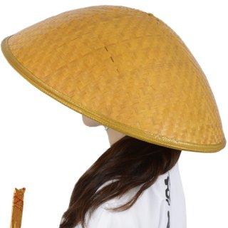 丸笠(大) 柿渋風 無地タイプ