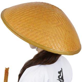 丸笠(中) 柿渋風 無地タイプ