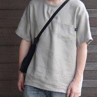 メンズ布Tシャツ