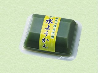 OM-35 抹茶水ようかん(1個) 4月〜9月販売