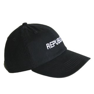CREEP 6PANEL CAP BLACK