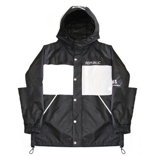 NAUGHTY MOUNTAIN JACKET BLACK