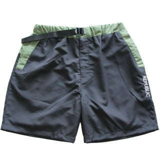 FLEX TRACKSUIT SHORT PANTS BLACK