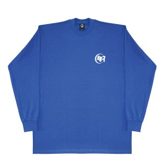 VISTA LOGO L/S TEE ROYAL