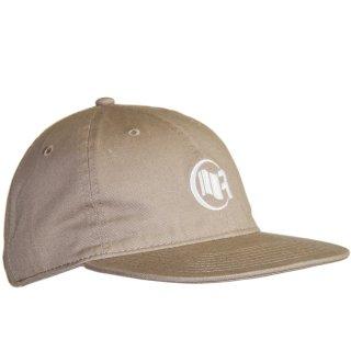 6PANEL FLAT CAP KHAKI