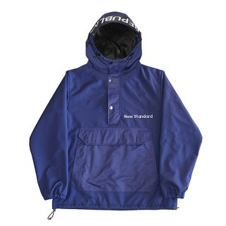 ANORAK SOFTSHELL JACKET NAVY