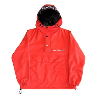 ANORAK SOFTSHELL JACKET RED
