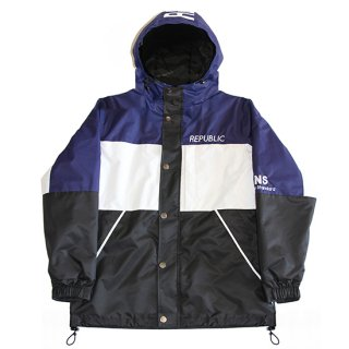 NAUGHTY MOUNTAIN JACKET NAVY