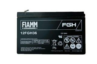 【新品 格安 高品質 低コスト】 小型シールバッテリー FIAMM 【12FGH36】