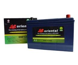 【新品 格安 高品質 低コスト】充電制御車用 oriental 【135D31L】