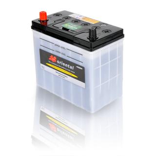 【新品 格安 高品質 低コスト】 カーバッテリー oriental 【60B24R】