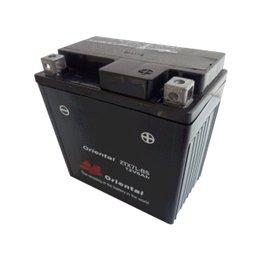 【新品 格安 高品質 低コスト】 バイク用バッテリー oriental ZTX7L-BS(液別密閉)