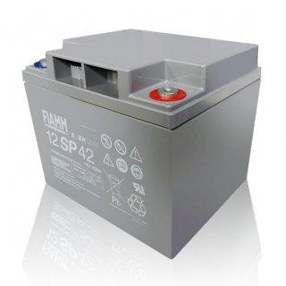 【激安&新品】FIAMM 12SP42 サイクルバッテリー