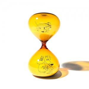 ムーミン 砂時計 L アンバー