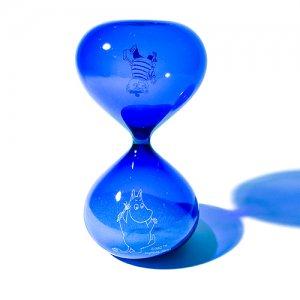 ムーミン 砂時計 L ブルー