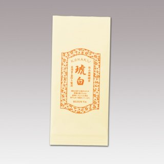 狭山微醗酵茶 琥白(こはく)【21gアルミ袋】