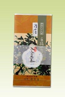 手摘み萎凋香煎茶 清水昔(しみずむかし)【100g(50g×2本) アルミパック】