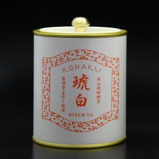 狭山微醗酵茶 琥白(こはく)【30g缶】