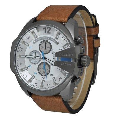 7149a5b42a 正規品 DIESEL ディーゼル MEGA CHIEF メガチーフ 時計 メンズ DZ4280 ...