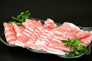 【期間限定20%OFF!!】「合計1kg!!」漢方三元豚 焼肉3種盛合せ【P-10ーAW17】