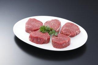【期間限定20%OFF!!】漢方和牛モモステーキ 100g×5枚 【B-3-5ーAW17】