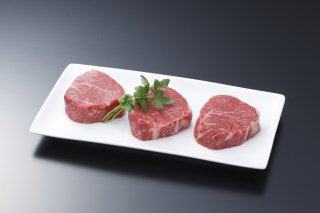 《100g×3枚》漢方和牛モモステーキ(お歳暮、お中元、ギフト、ステーキ)