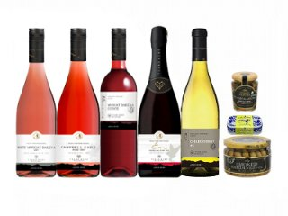 辛口ワイン好きの方にオススメ『ドライワインセット』