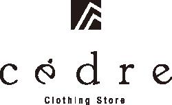 セレクトショップ 通販サイト Cedre Clothing Store