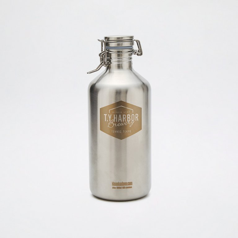 T.Y.HARBOR BREWERY Growler 32oz 【INSULATED】