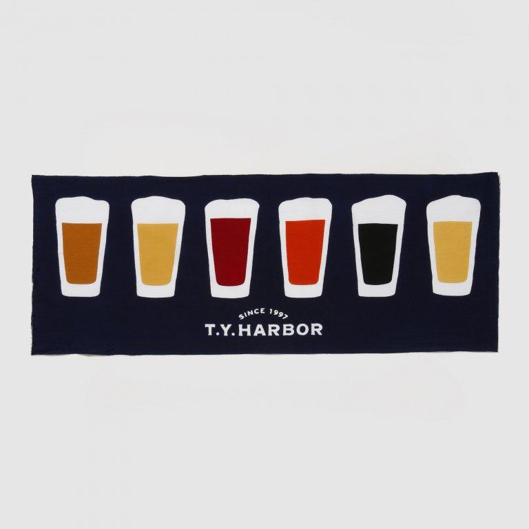 T.Y.HARBOR BREWERY TENUGUI