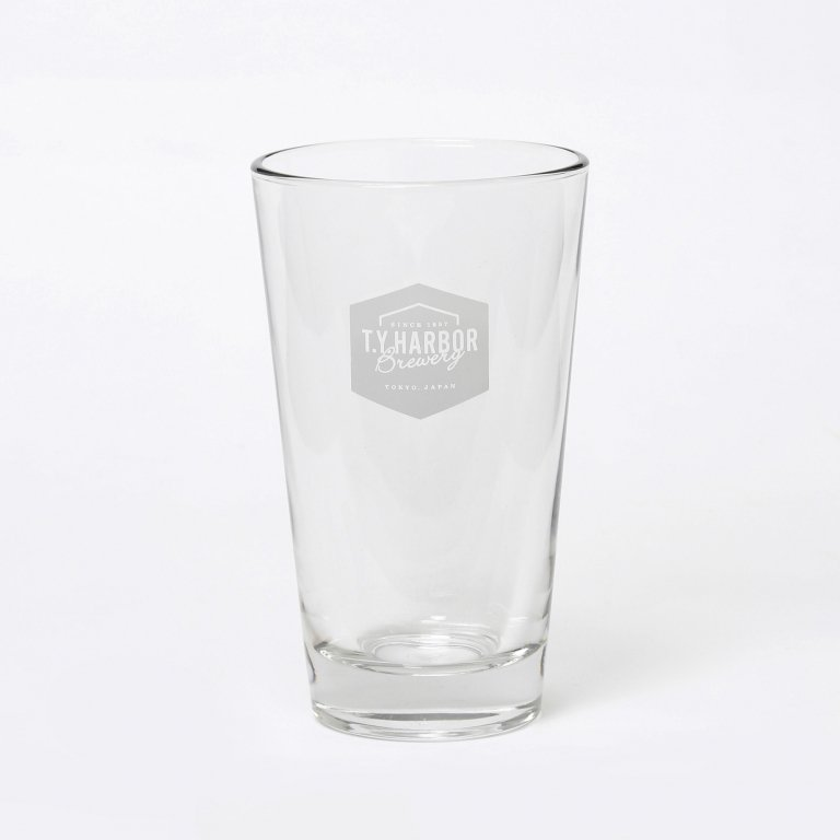 T.Y.HARBOR BREWERY Pint Glass