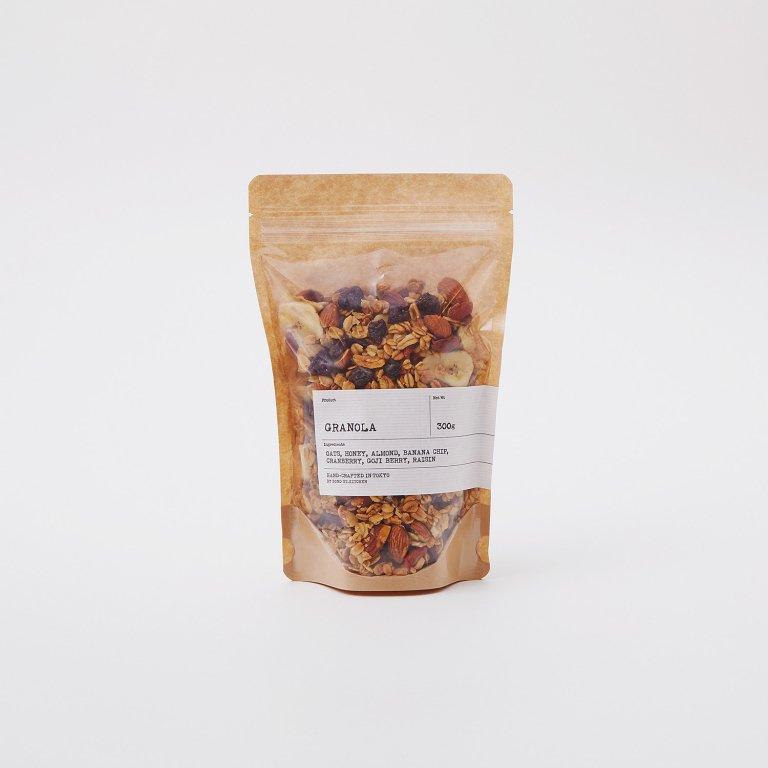 Homemade Granola Bag