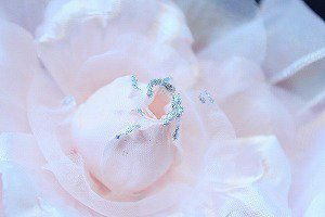 【浴衣 髪飾り】リボンとバラの コンビネーション ヘアクリップ【画像4】