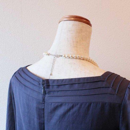 【組み合わせ購入専用】パール ネックレス 8ミリ珠 42センチ 保管ケースつき 【画像9】